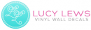 Lucy Lews Vinyl Wall Decals